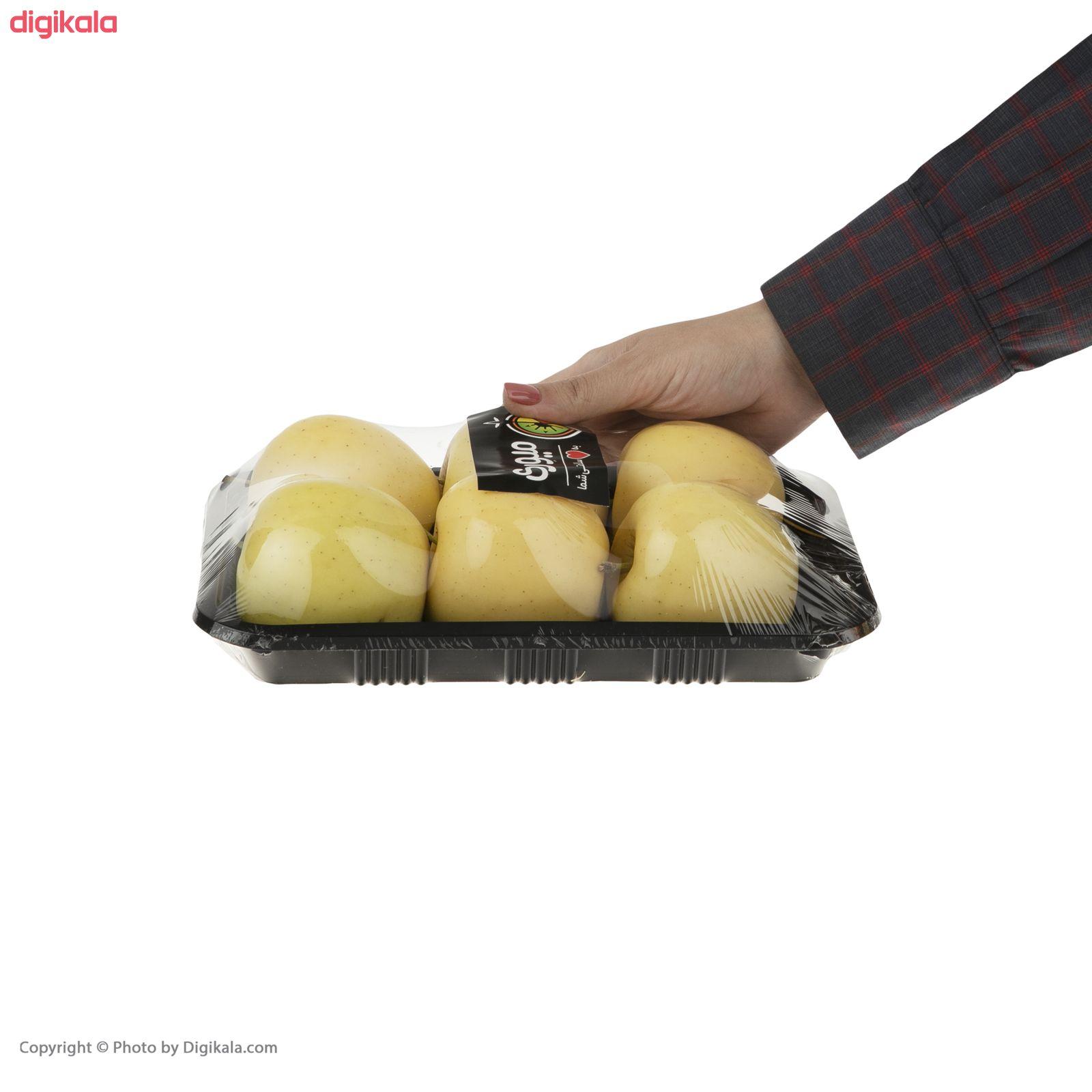 سیب زرد میوری - 1 کیلوگرم main 1 1