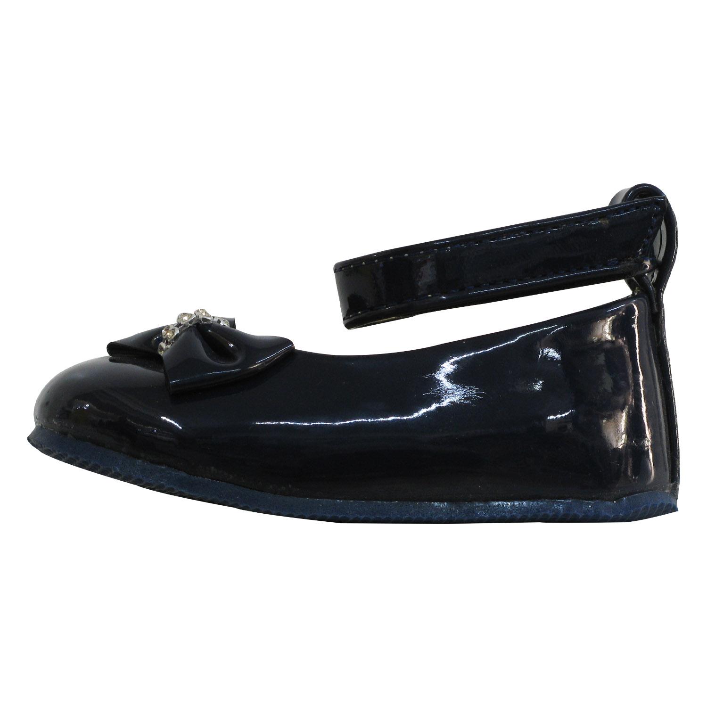 کفش نوزادی دخترانه کد 389021