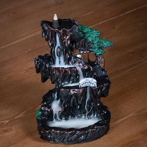 جاعودی آبشاری مدل صخره کد A7