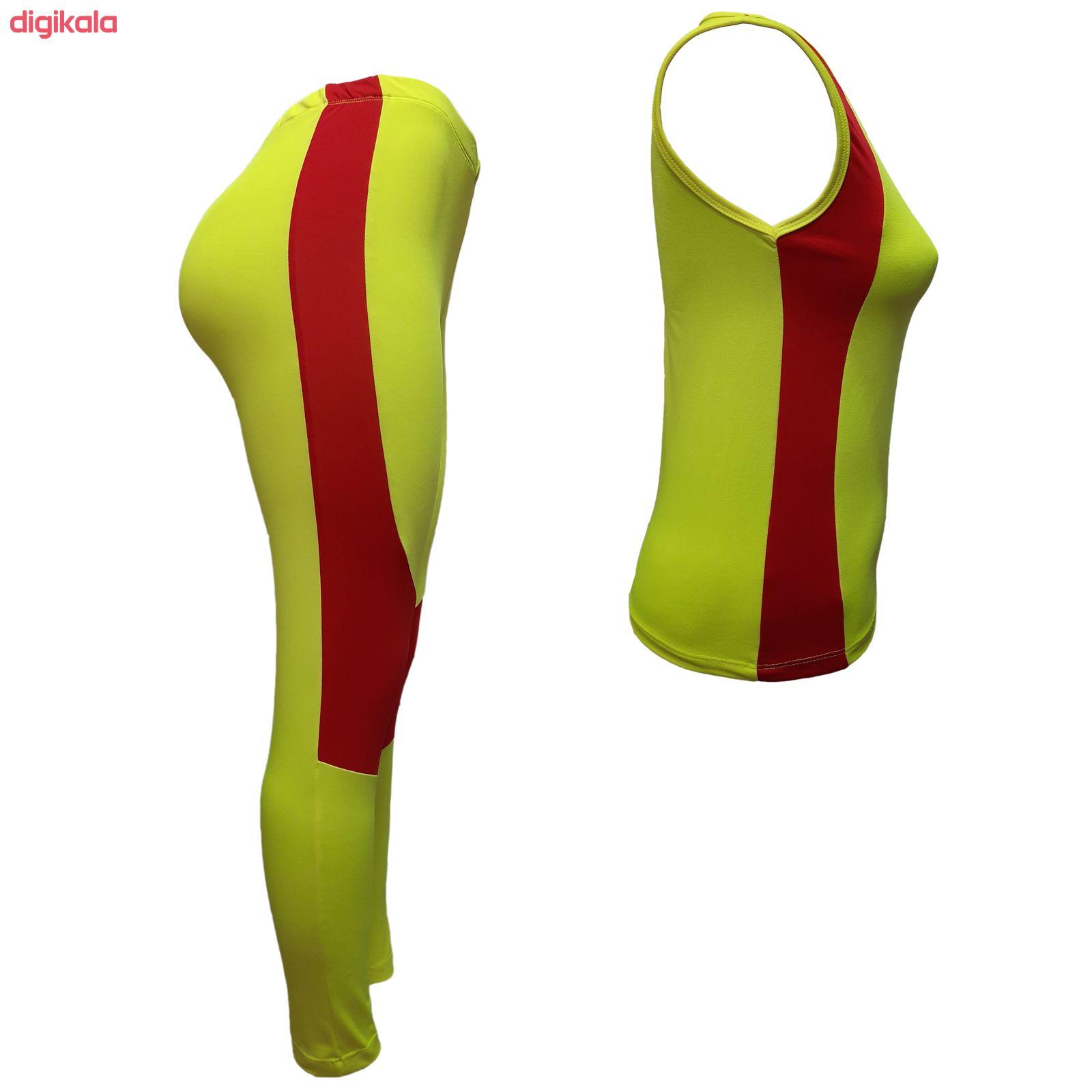 ست تاپ و شلوار ورزشی زنانه کد MOM107 main 1 1