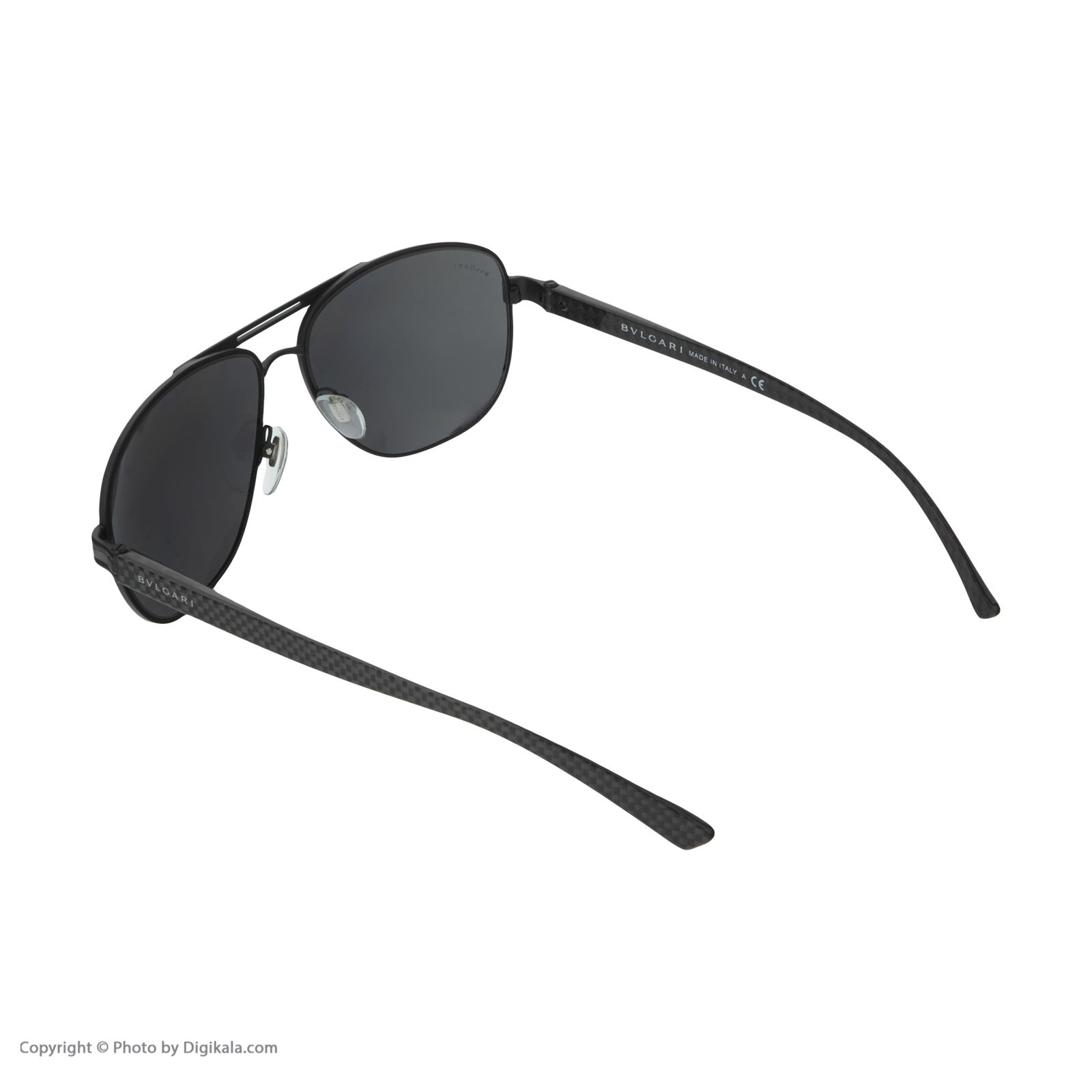 عینک آفتابی مردانه بولگاری مدل BV5033S 12887 -  - 4
