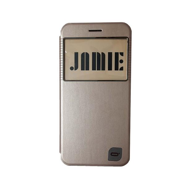 کیف کلاسوری آیکن مدل 0026 مناسب برای گوشی موبایل اپل Iphone 6plus