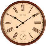 ساعت دیواری لوتوس کد BEVERLYHILLS-152-WAL thumb