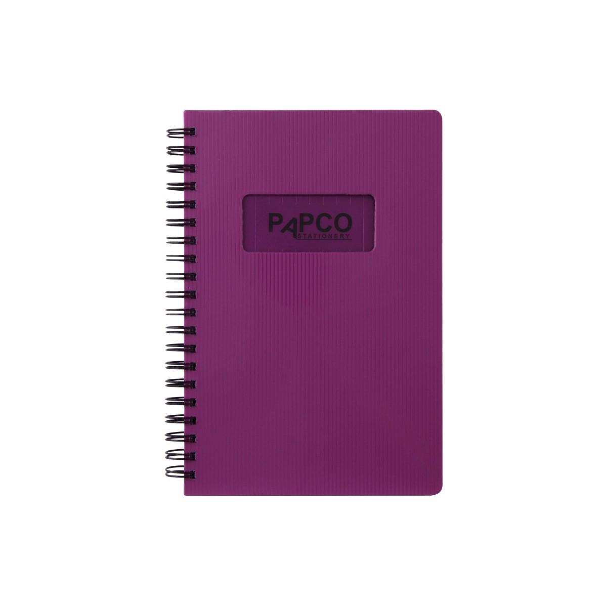 دفتر یادداشت زبان 100 برگ پاپکو مدل NB-643BC کد HT01