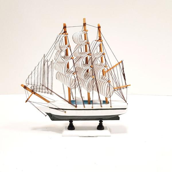 دکوری مدل کشتی بادبانی مدل 45282