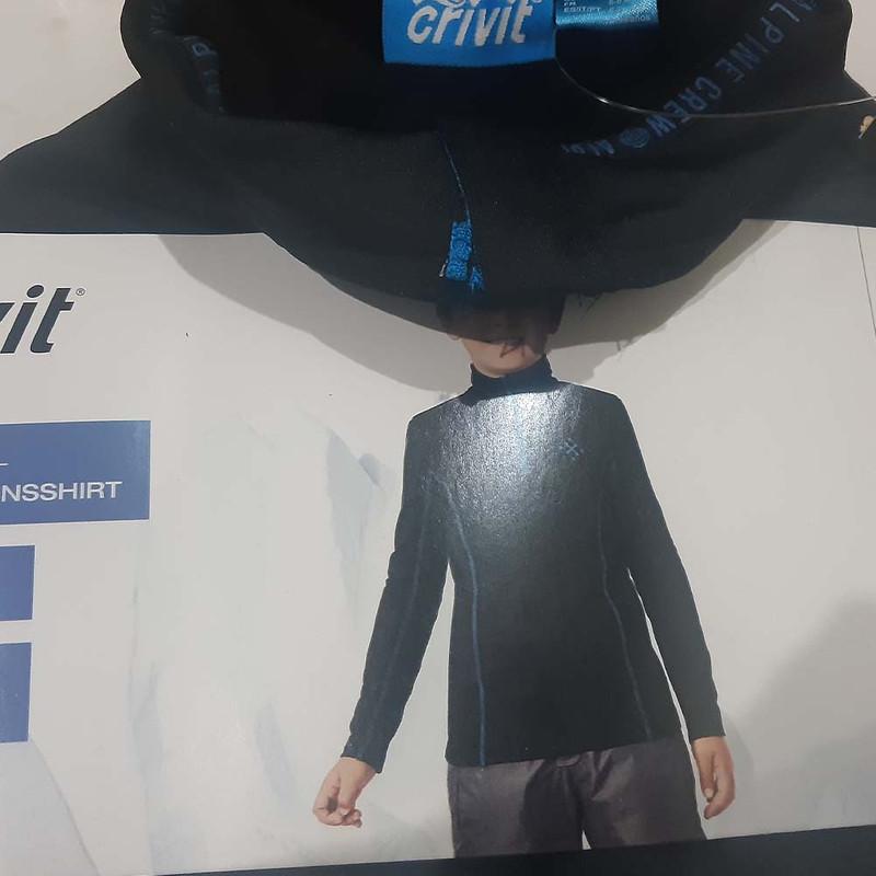 تی شرت ورزشی پسرانه کرویت کد hnl07
