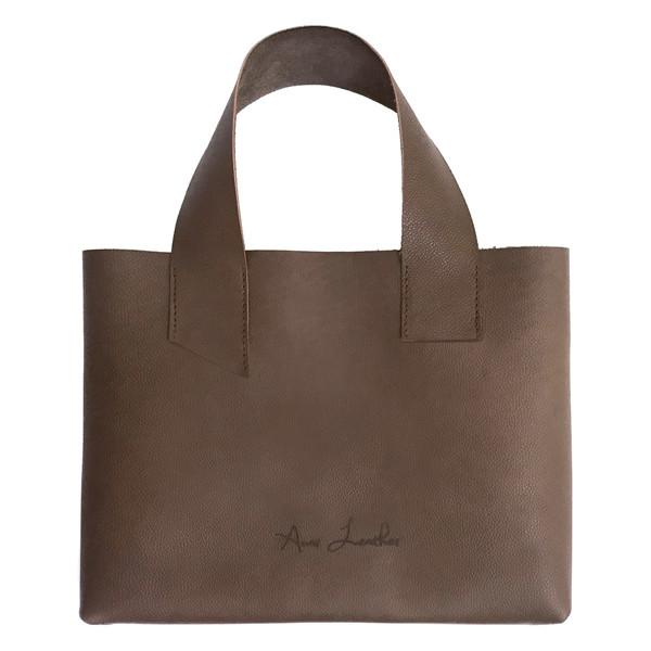کیف دستی چرمی انارلدر مدل کارولی