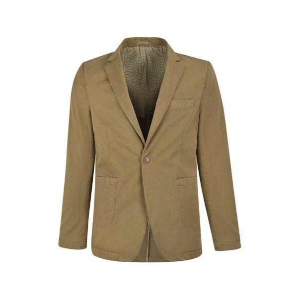 کت تک مردانه بادی اسپینر مدل 1738 کد 1 رنگ کرم