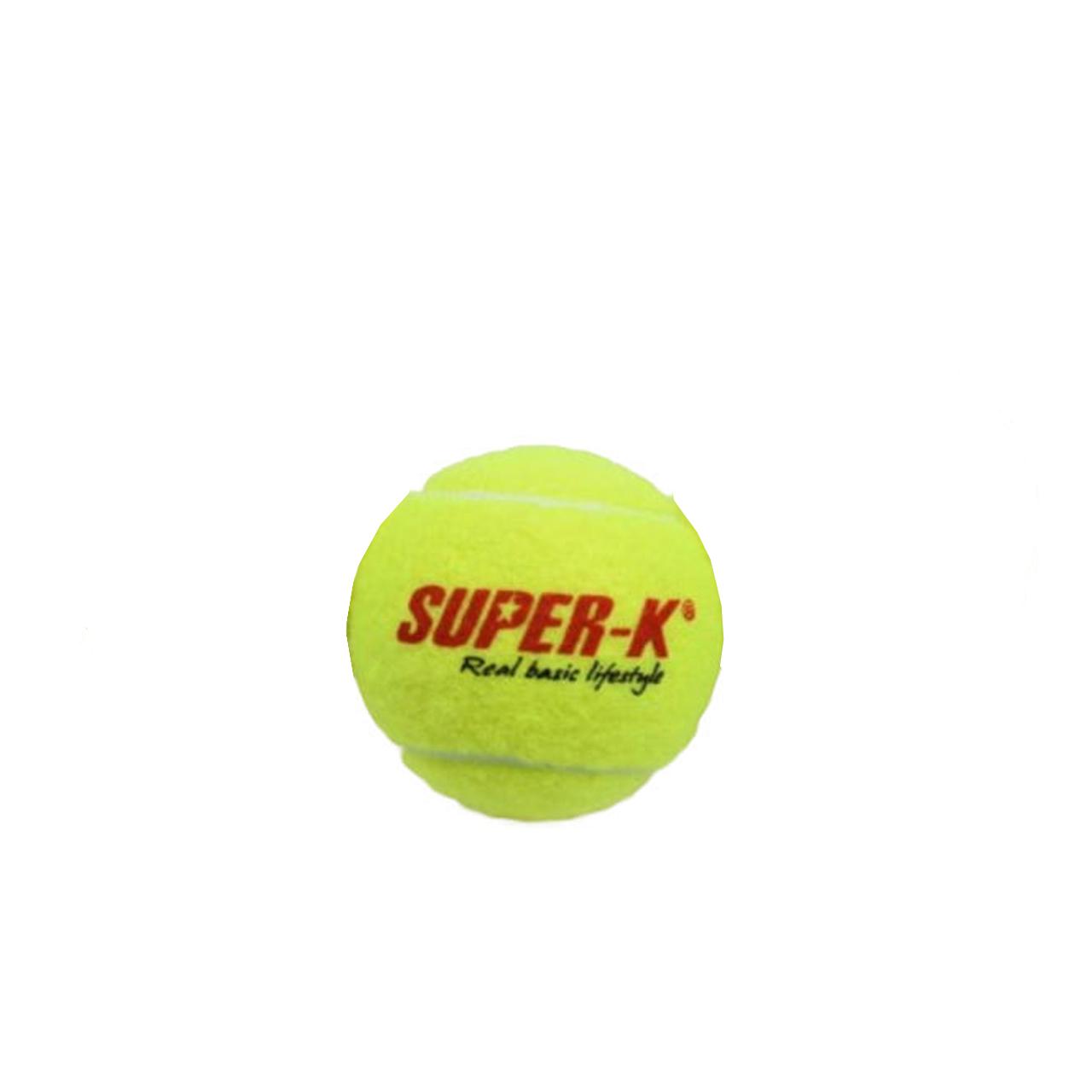 توپ تنیس بند دار سوپرکی مدل JR39
