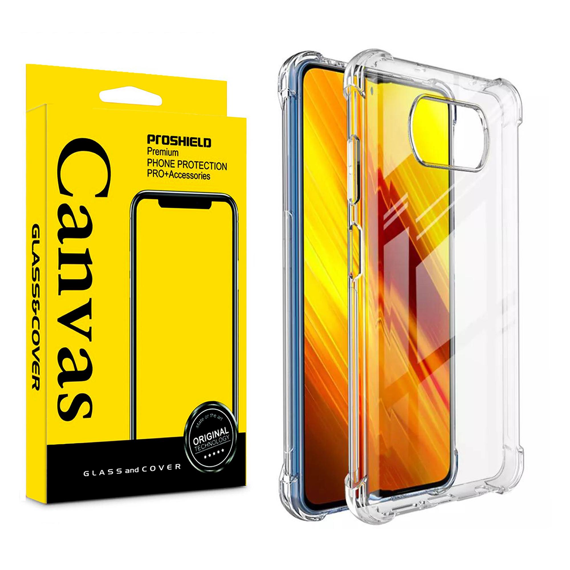 خرید اینترنتی [با تخفیف] کاور کانواس مدل 2 SUNRISE مناسب برای گوشی موبایل شیائومی Mi POCO X3 NFC اورجینال