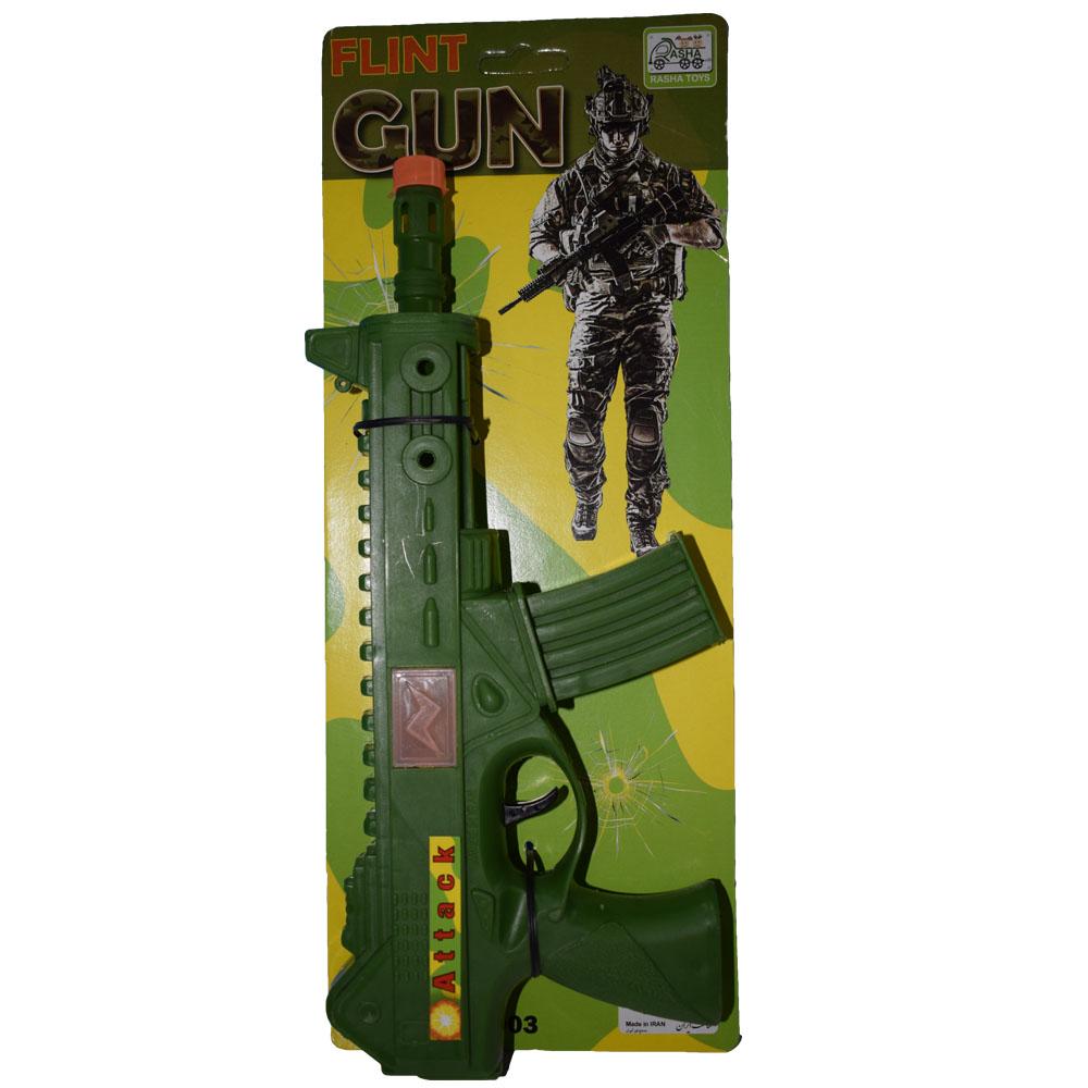 تفنگ بازی مدل مسلسل کد 9854