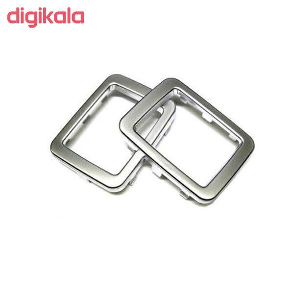 قاب دور دنده مدل matt مناسب برای پژو 206 main 1 2