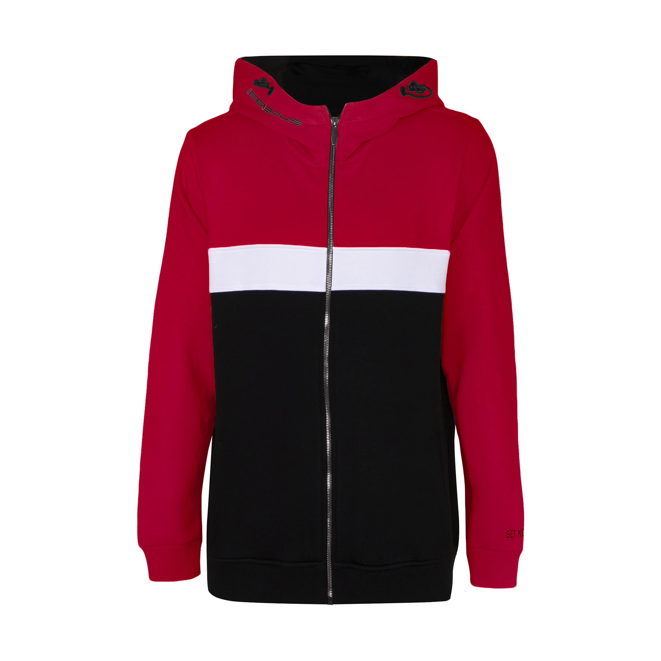 سویشرت ورزشی مردانه جامه پوش آرا مدل 4101289043-7299