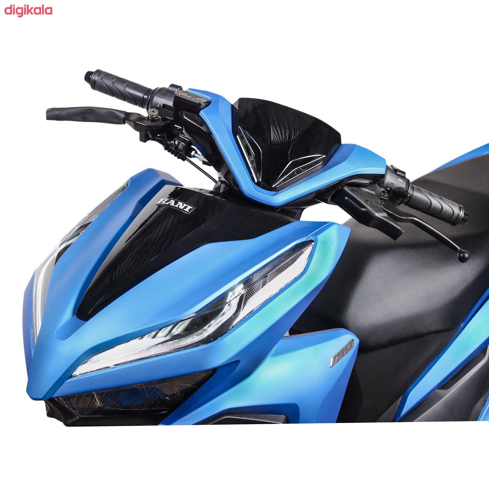 موتورسیکلت هانی مدل کلیک 150 سی سی سال 1399 main 1 3