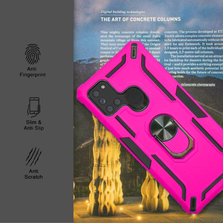 کاور ژنرال مدل DCR21 مناسب برای گوشی موبایل سامسونگ Galaxy A21s thumb 2 15