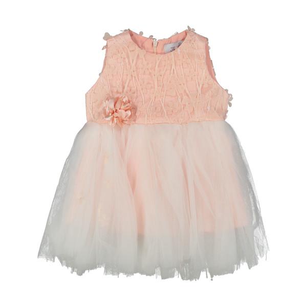 پیراهن نوزادی دخترانه فیورلا کد 1962