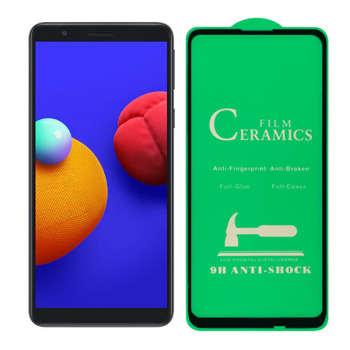 محافظ صفحه نمایش سرامیکی مدل CRA-105 مناسب برای گوشی موبایل سامسونگGalaxy A01 Core