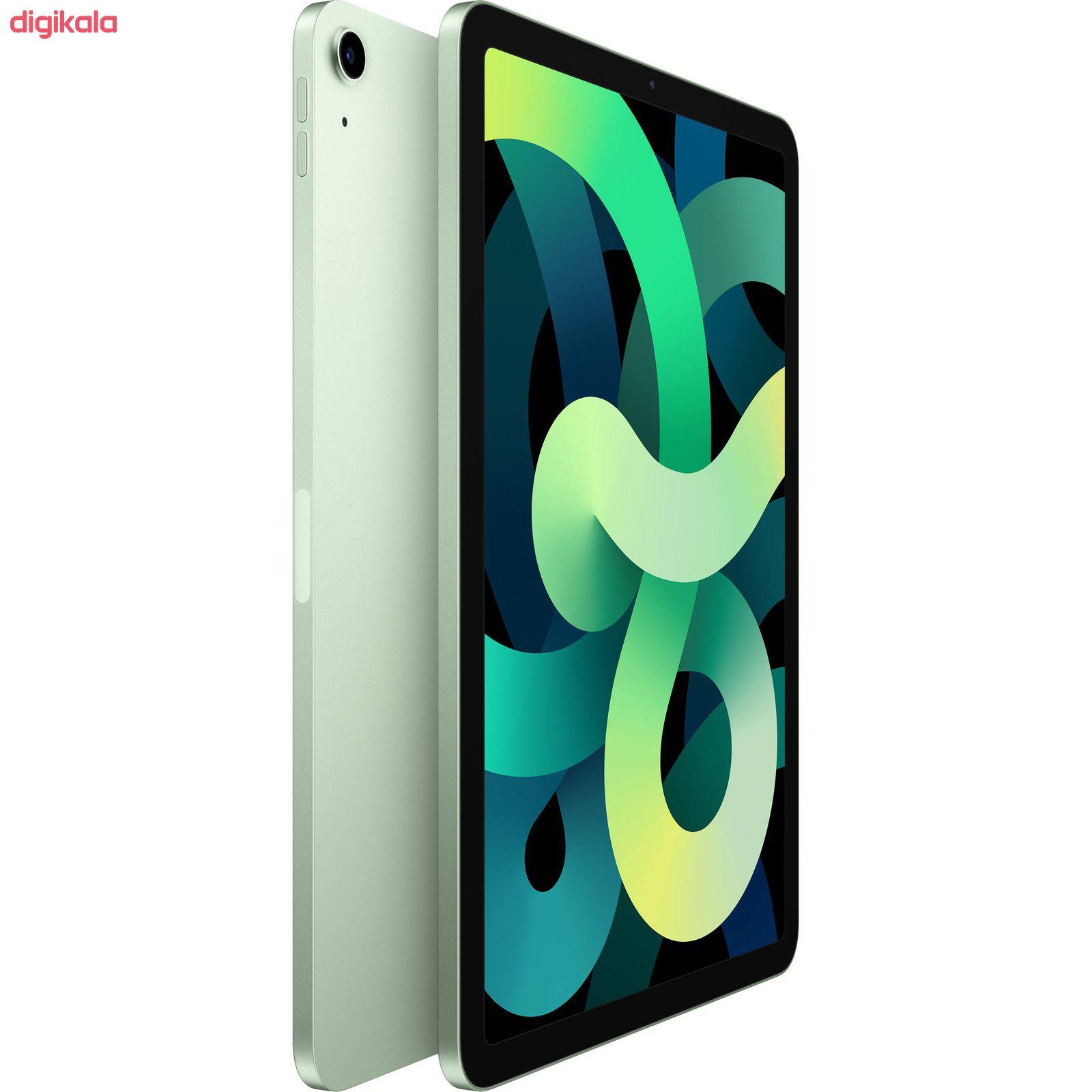 تبلت اپل مدل iPad Air 10.9 inch 2020 WiFi ظرفیت 64 گیگابایت  main 1 8