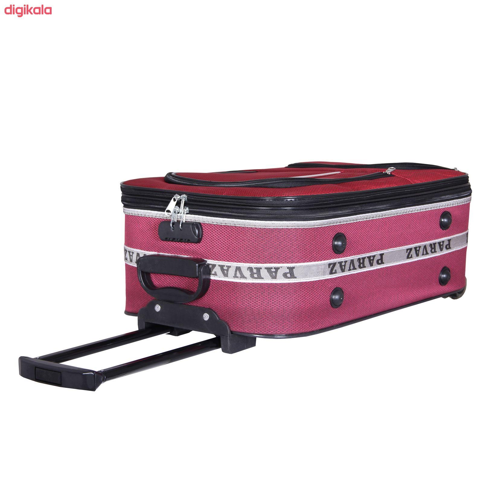 مجموعه دو عددی چمدان پرواز مدل M01000 main 1 11