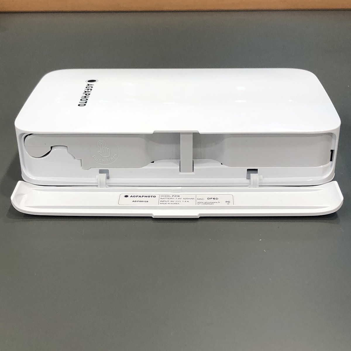 پرینتر چاپ عکس آگفافوتو مدل Realipix Mini P