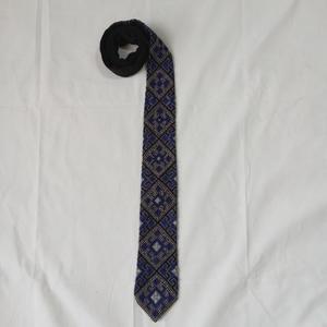 کراوات دست دوز مردانه مدل H002CR