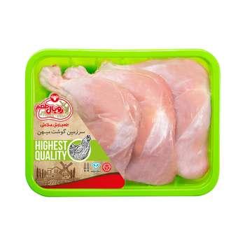 ران مرغ بدون پوست رويال طعم - 900 گرم