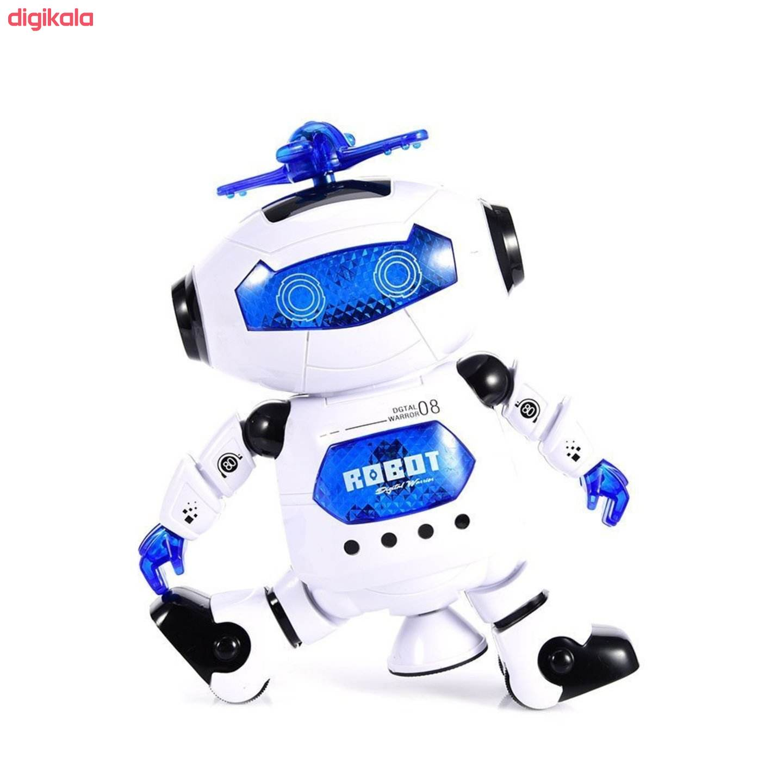 اسباب بازی مدل Dancing Robot main 1 5