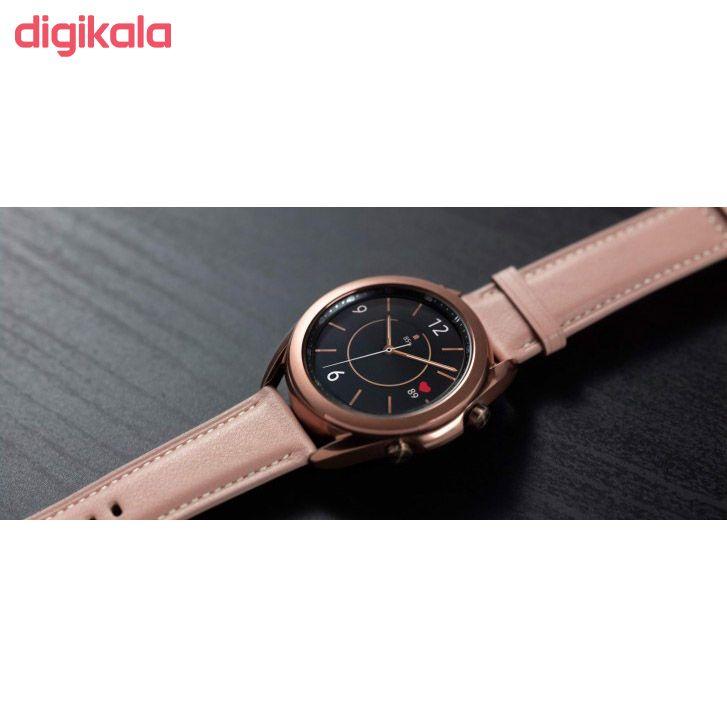 ساعت هوشمند سامسونگ مدل Galaxy Watch3 SM-R850 41mm main 1 1