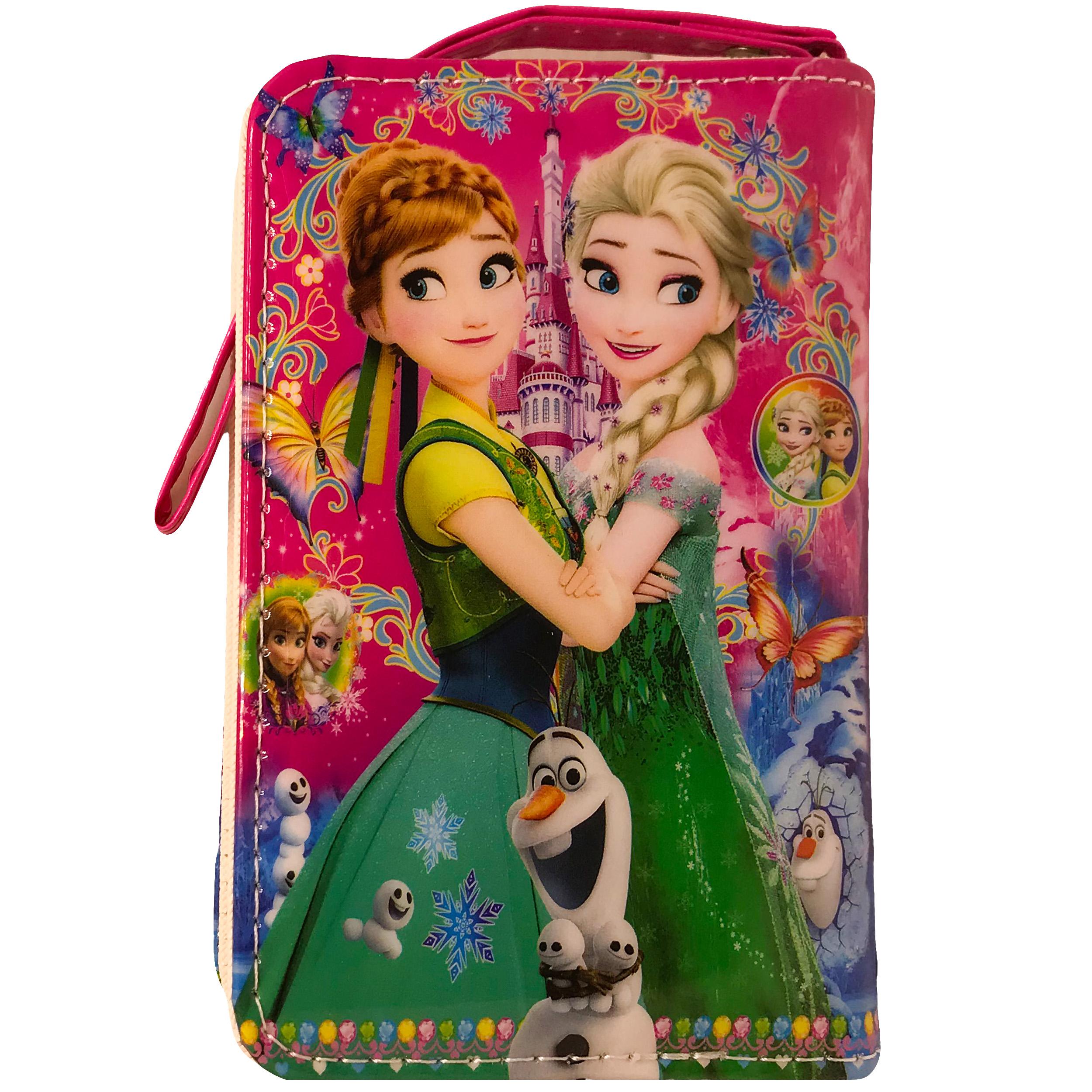 کیف پول بچگانه مدل فروزن
