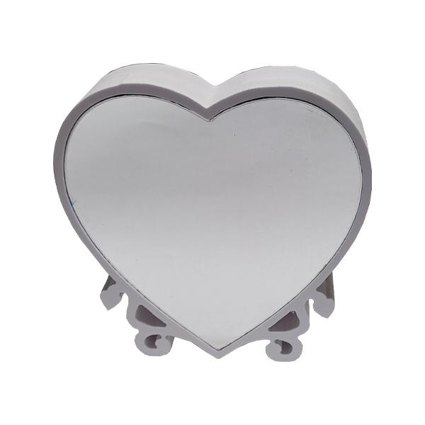 آینه طرح قلب