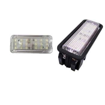 چراغ سقف و صندوق خودرو تک لایت مدل AM 5964 مناسب برای پژو 405  مجموعه 2 عددی
