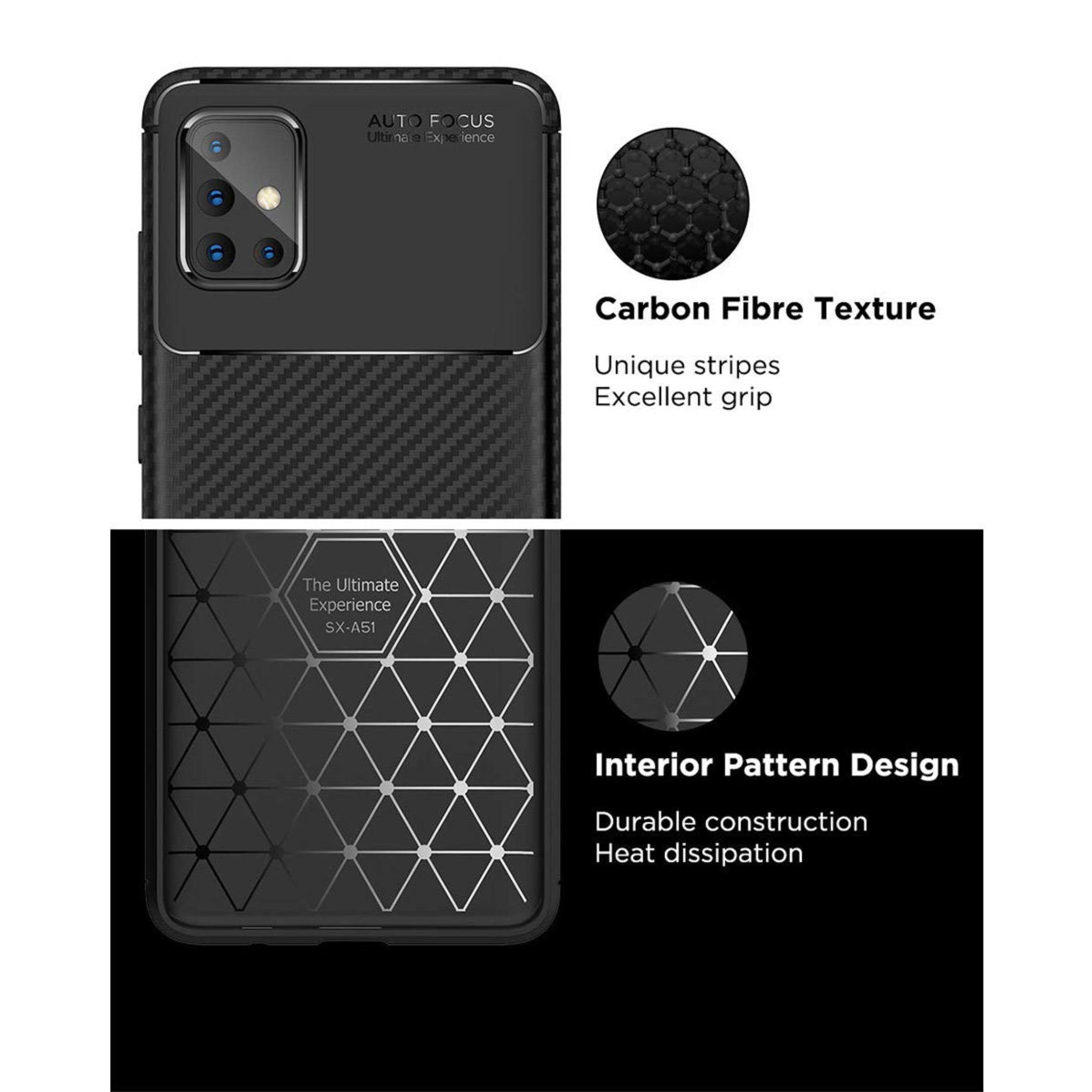 کاور لاین کینگ مدل A21 مناسب برای گوشی موبایل سامسونگ Galaxy A51 thumb 2 6