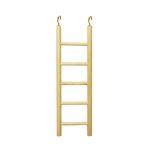 نردبان اسباب بازی پرندگان مدل 5 پله A5