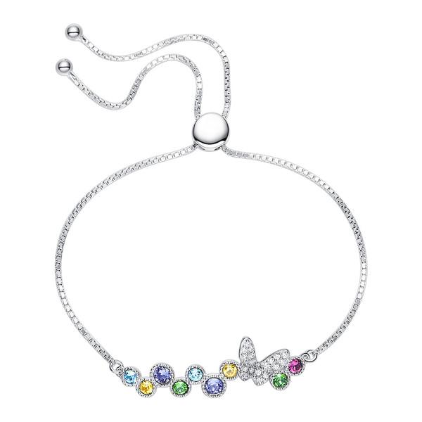 دستبند نقره زنانه کوبیک مدل QB-0305