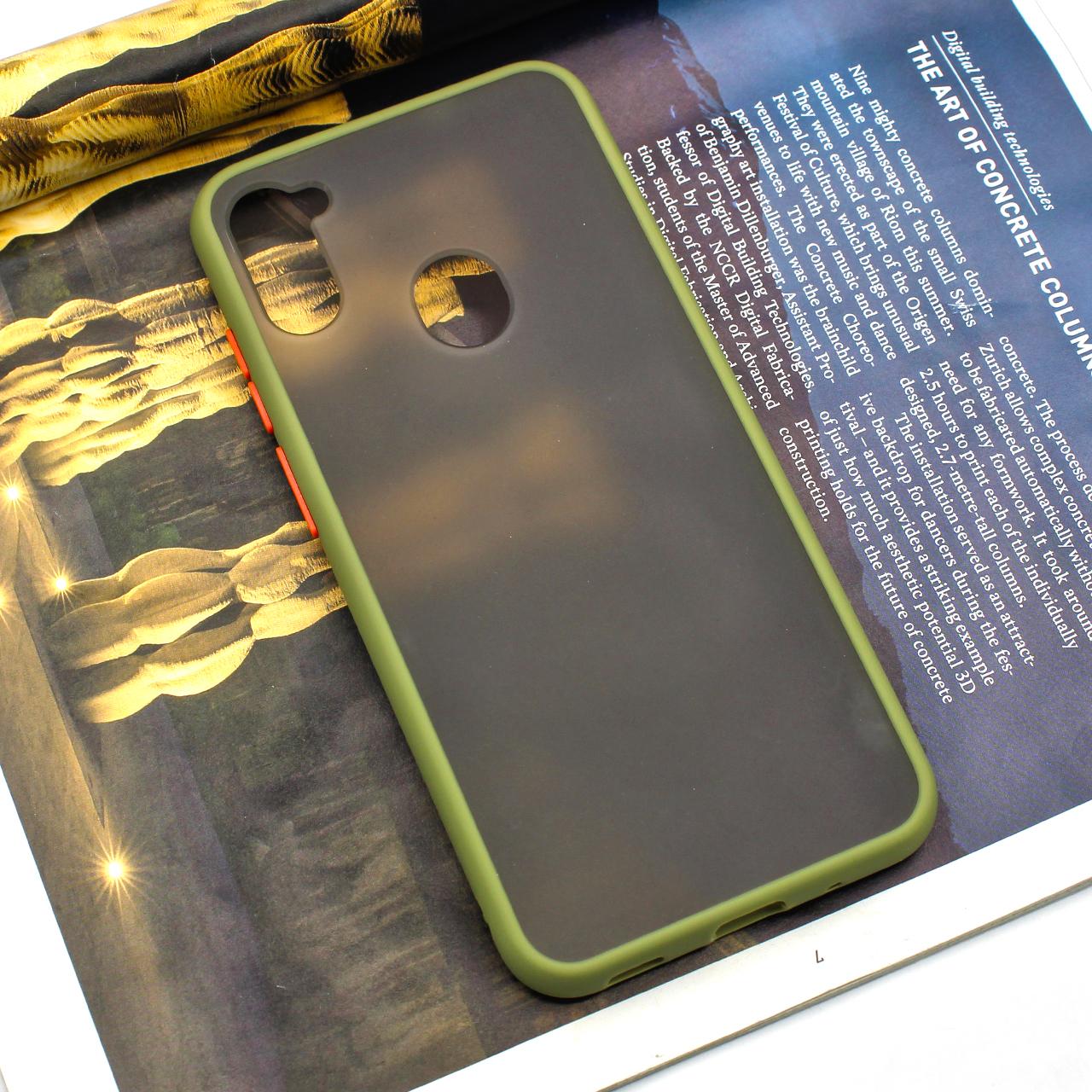 کاور کینگ پاور مدل M21 مناسب برای گوشی موبایل سامسونگ Galaxy A11 main 1 12