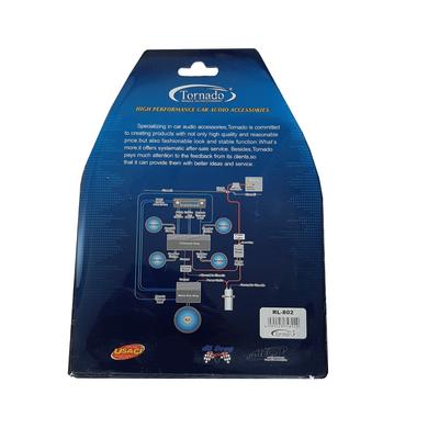 کابل آمپلی فایر تورنادو مدل RL-802