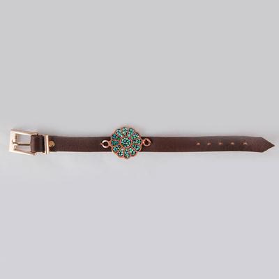 دستبند مدل لوتوس کد 123073