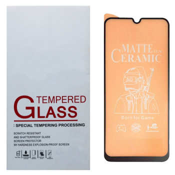 محافظ صفحه نمایش مات مدل MCRMC -1 مناسب برای گوشی موبایل سامسونگ Galaxy A10