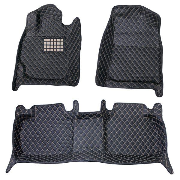 کفپوش سه بعدی خودرو مدل AMG مناسب برای تویوتا کمری 2014