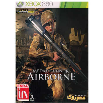بازی Medal Of Honor Airborne مخصوص ایکس باکس 360