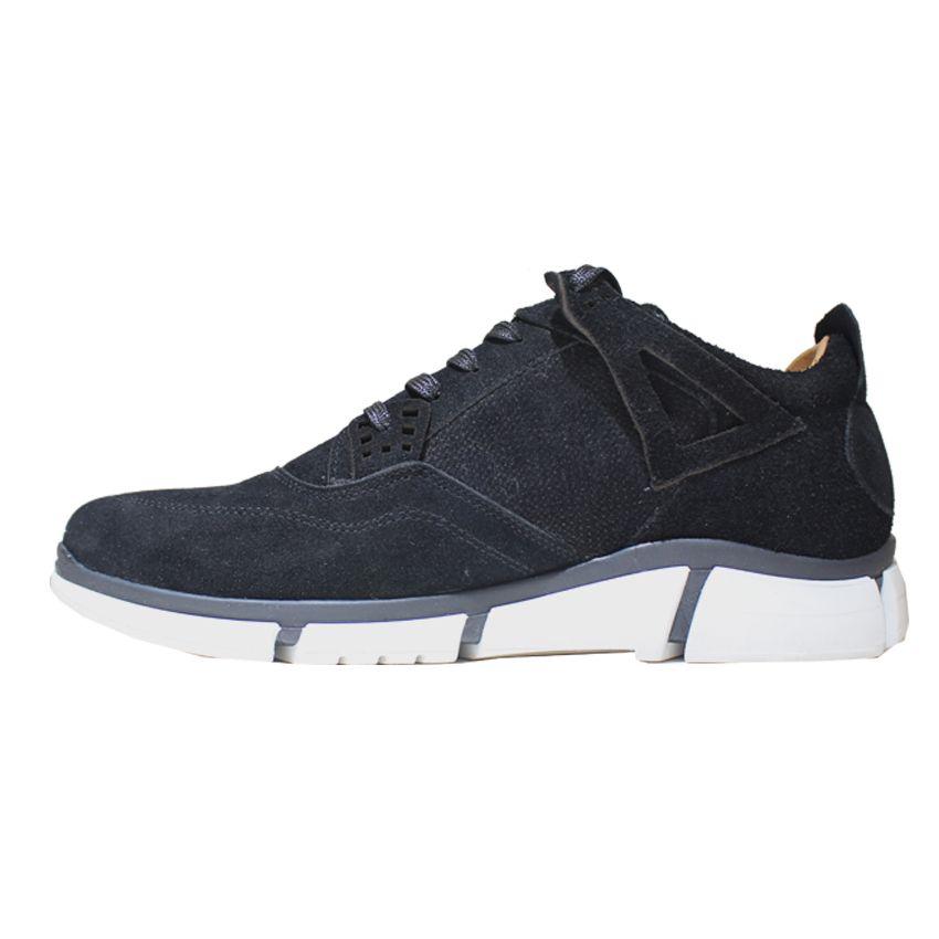 کفش روزمره مردانه چرم آرا مدل sh053 کد me -  - 1