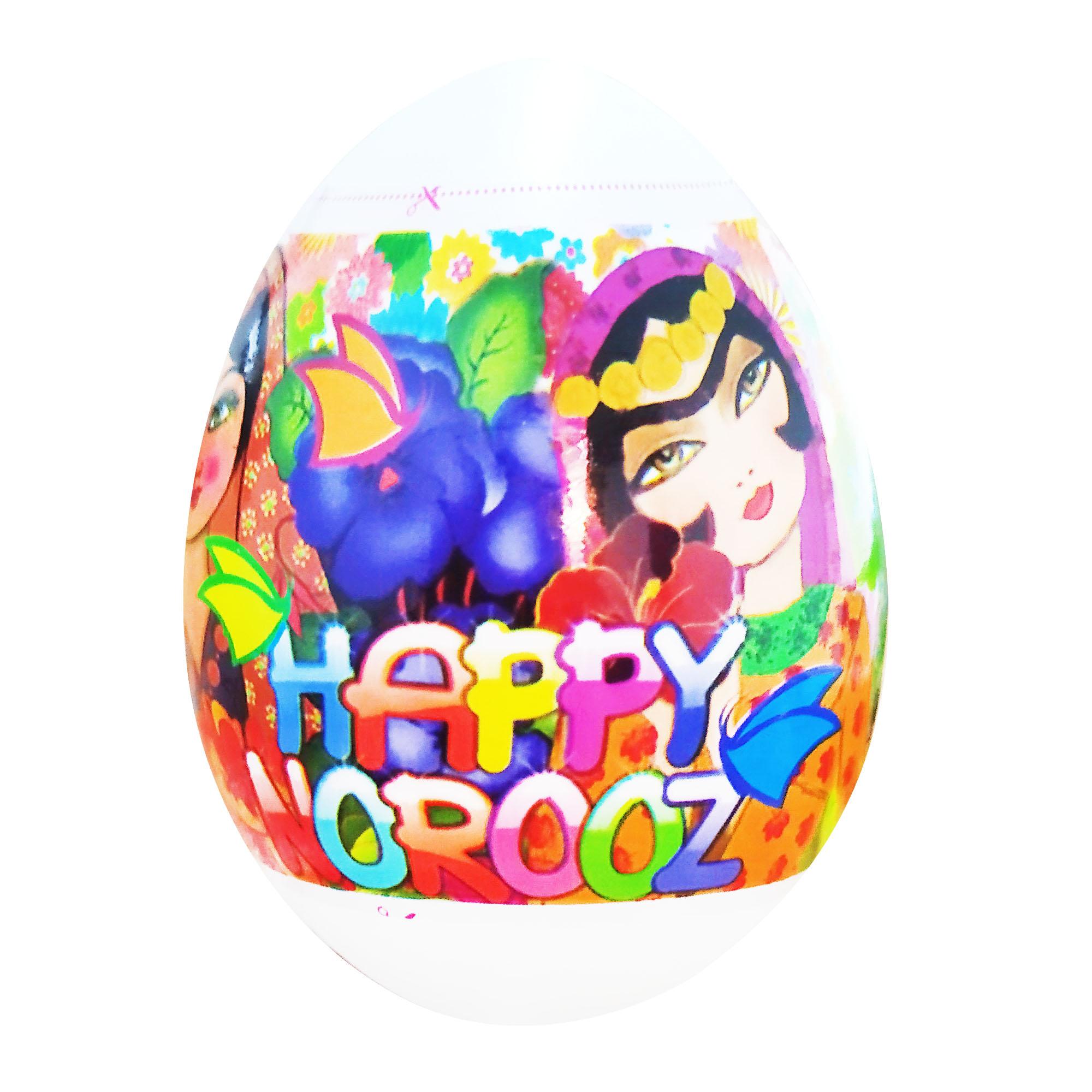 اسباب بازی زینتی مدل تخم مرغ کد 18