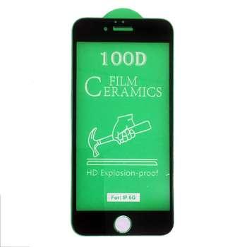 محافظ صفحه نمایش 9D مدل CR مناسب برای گوشی موبایل اپل Iphone 6/6s
