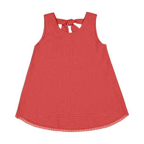 پیراهن دخترانه هیتو استایل مدل K4F250