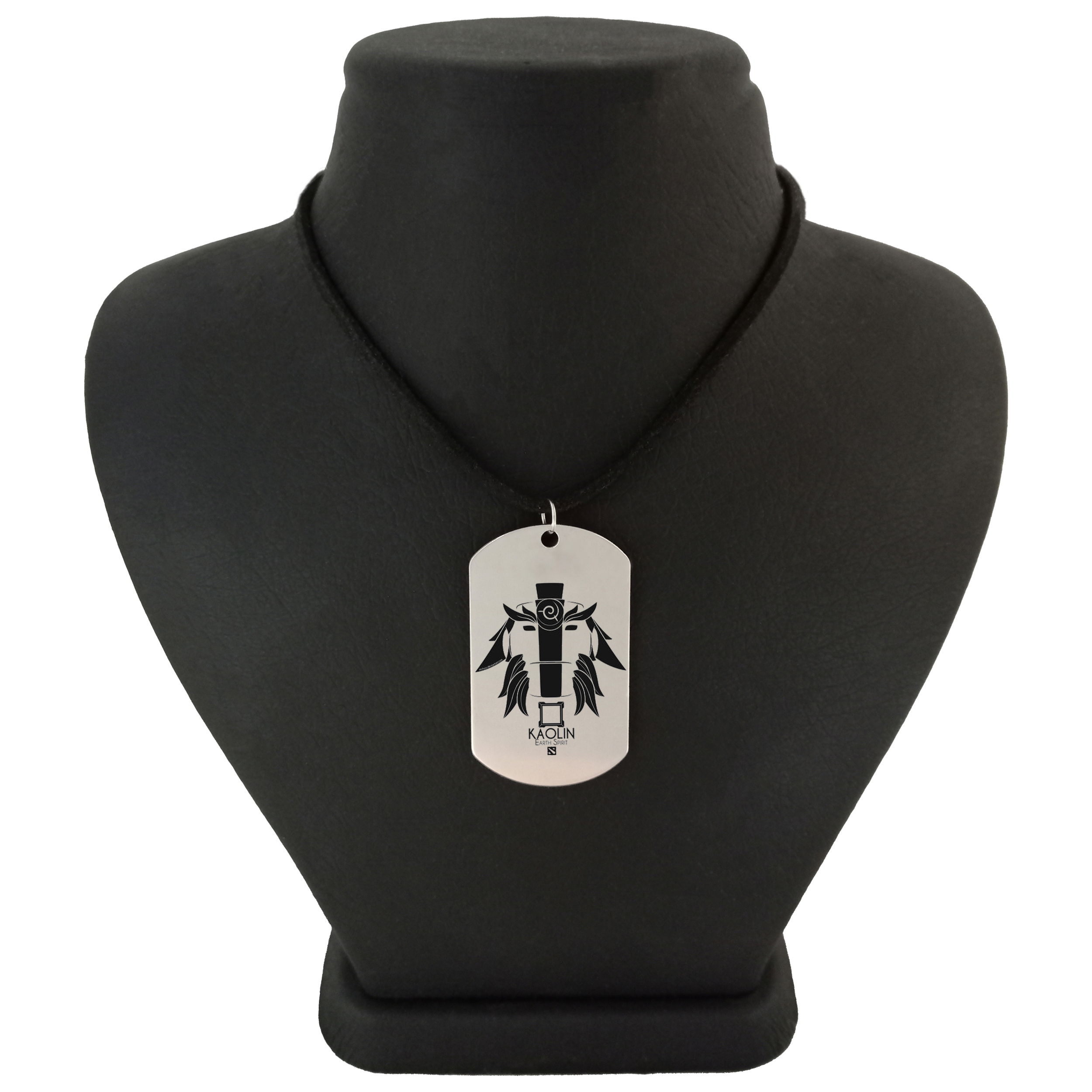 گردنبند مردانه ترمه ۱ مدل بازی دوتا 2 کد Sam 774