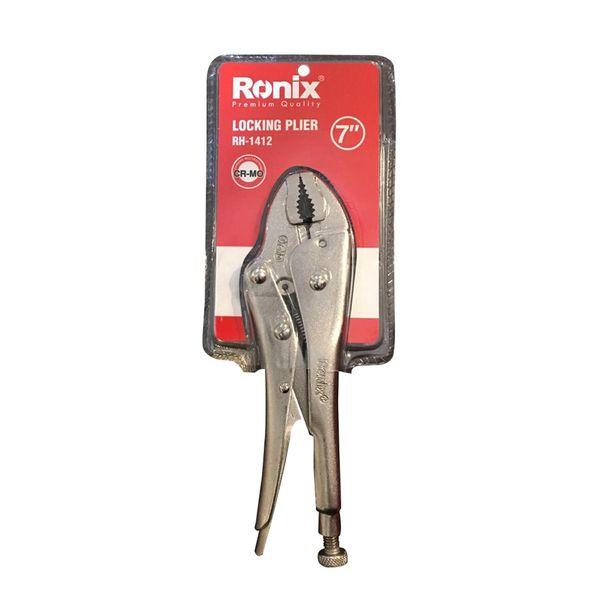 انبر قفلی رونیکس مدل RH-1412 سایز 7 اینچ