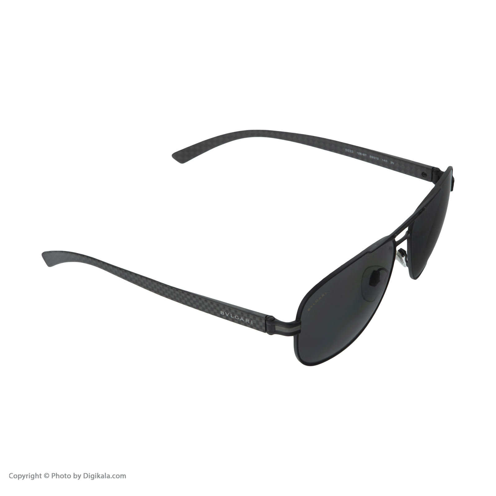 عینک آفتابی مردانه بولگاری مدل BV5033S 12887 -  - 5