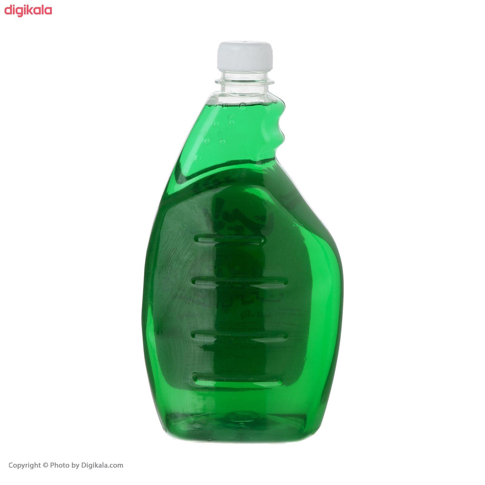 شیشه پاک کن من کد 01 حجم 1 لیتر مجموعه 2 عددی  main 1 23