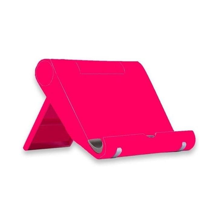 پایه نگهدارنده گوشی موبایل و تبلت ولگا مدل VOL-TAB