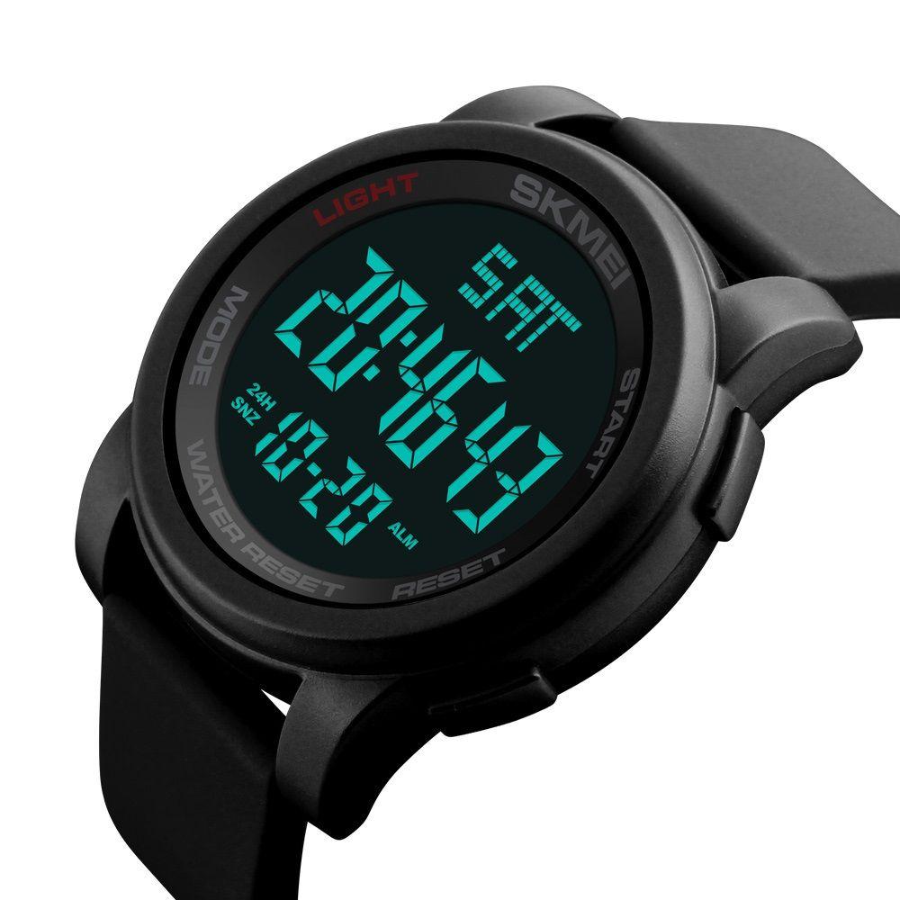 ساعت مچی دیجیتالی اسکمی مدل 1257 کد 05 -  - 13